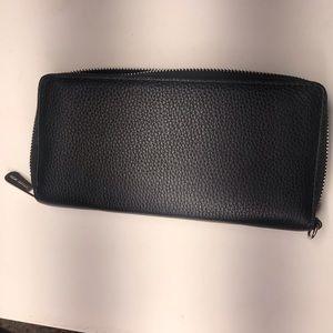 Michael Kors Bags - Michael Kors black zip up wallet